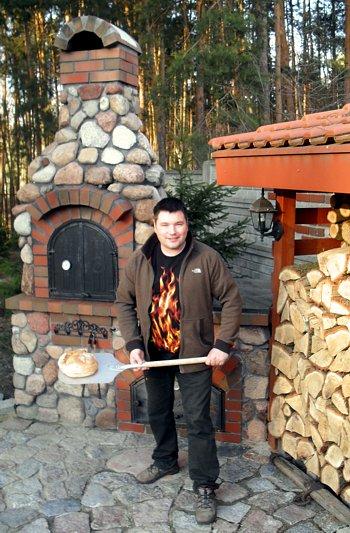 Budowa Grilla Z Wędzarnią Kuchnie Ogrodowe Ceny Projekty